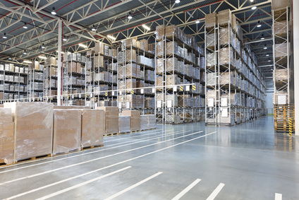 How Is Food Stored In A Distribution Warehouse